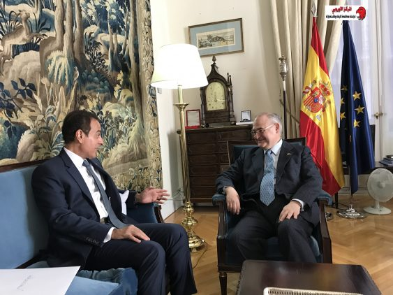 إسبانيا … كيف تنظر الى اتهامات تورط قطر بدعم الجماعات المتطرفة ؟