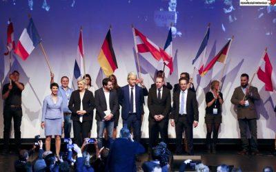 محمي: مخاطر اليمين المتطرف في أوروبا … تهديدات التيارات الشعبوية