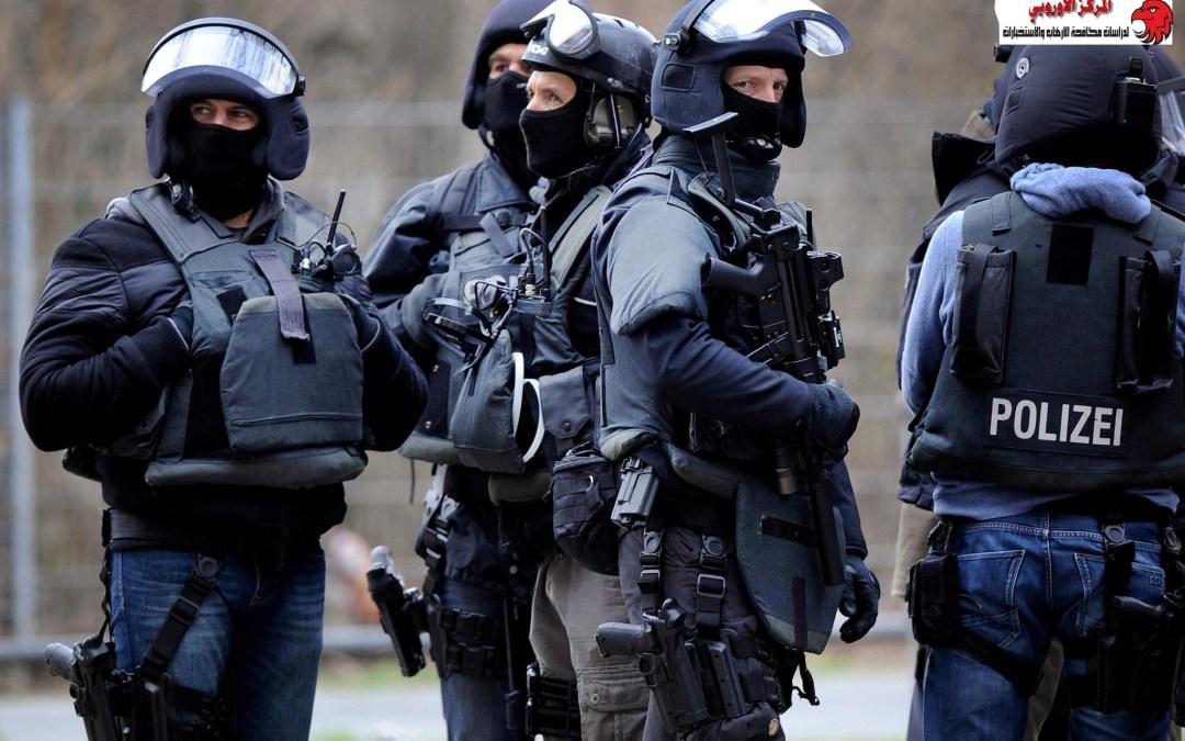 جاسم محمد، رئيس المركز الأوروبي لدراسات مكافحة الإرهاب و الإستخبارات
