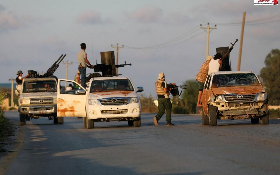 الأزمة الخليجية وأبعاد الدور الليبي.بقلم رشا السيد عشري