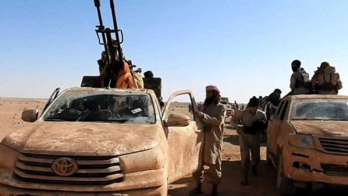 إستراتيجية داعش