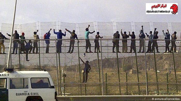 الهجرة غير الشرعية، عبر أفريقيا تثير قلق الأوروبيين