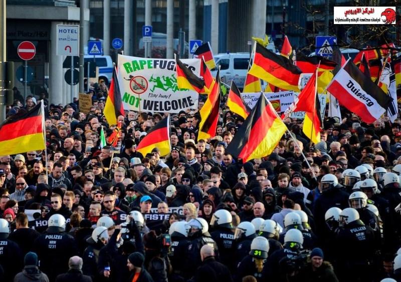 واقع التطرف في المانيا