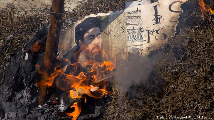 بعد مقتل البغدادي- داعش والحرب الدائمة. بقلم أدهم كرم