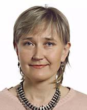 Estländska Europaparlamentarikern Marianne Mikko (s)
