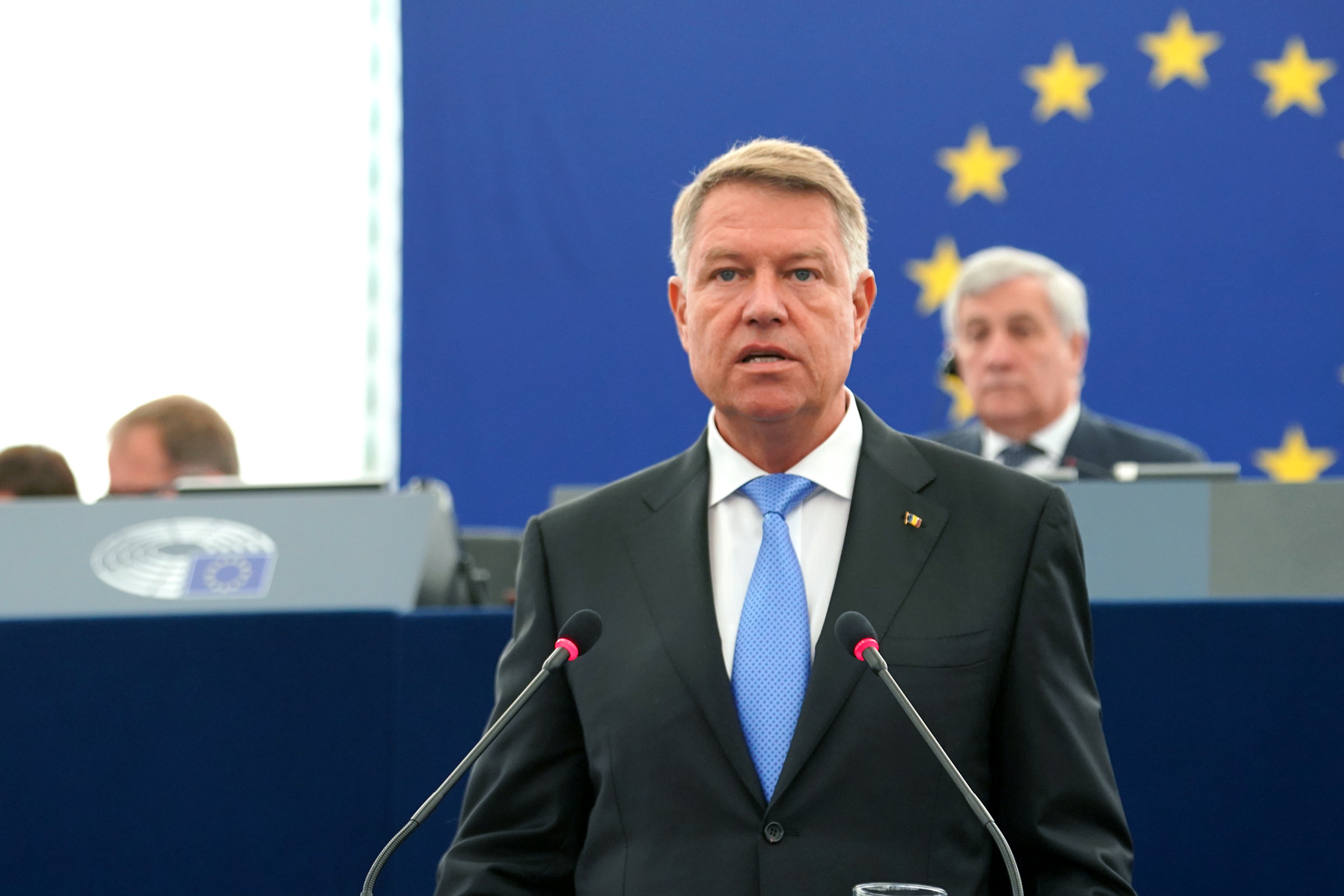 Image result for klaus iohannis