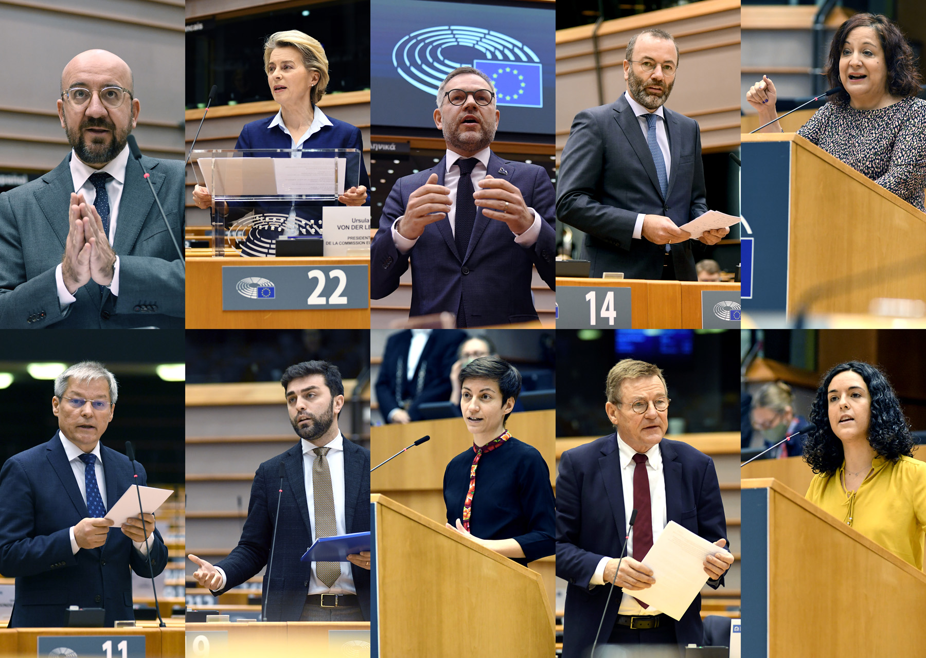 MEPs debate EU summit results on long-term budget, rule of law, climate | News | European Parliament