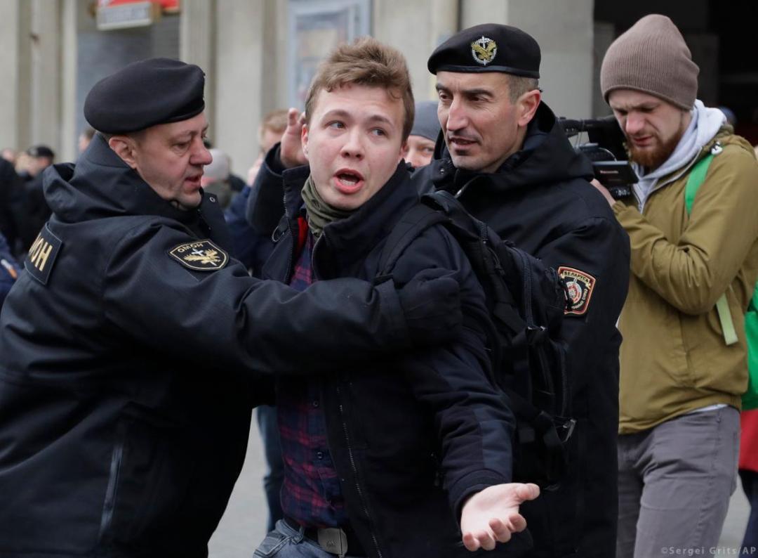 Bielorussia: Il PE chiede più sanzioni dopo il dirottamento Ryanair