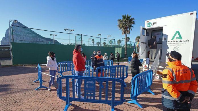 Coronavirus El cierre perimetral del Campo de Gibraltar, hasta el 10 de  enero