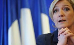Marine Le Pen - le pari Juif