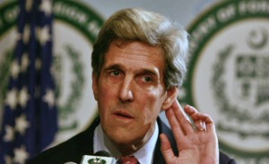 John Kerry Israël