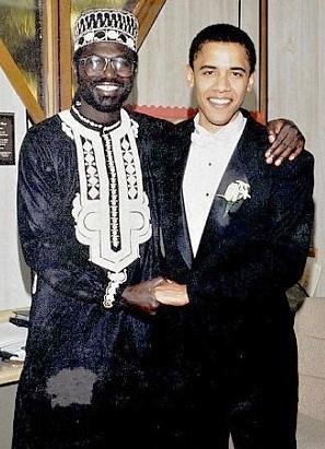 Barack Malik Wedding Quand Malik Obama, le frère de Barack Obama, rejoignit le Hamas et déclara: «Jérusalem est à nous; nous arrivons»