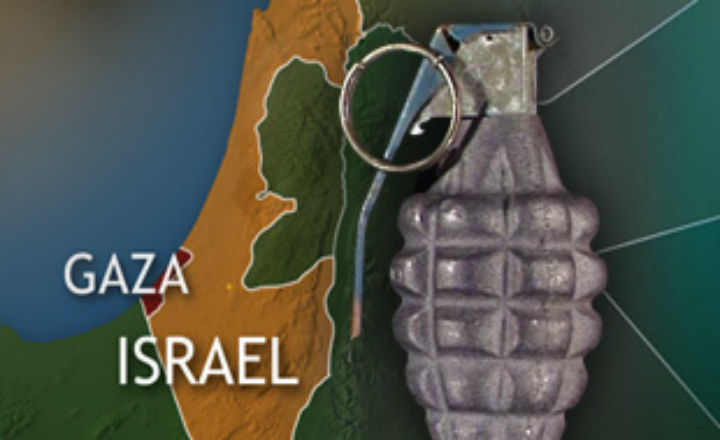 Gaza: une grenade lancée sur l'église catholique