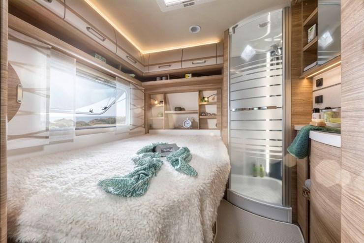 Fendt Vision 2022 chambre