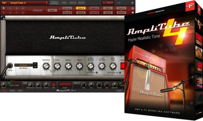 IK Multimedia Amplitube 4 Crack With Keygen Full Download [2020]