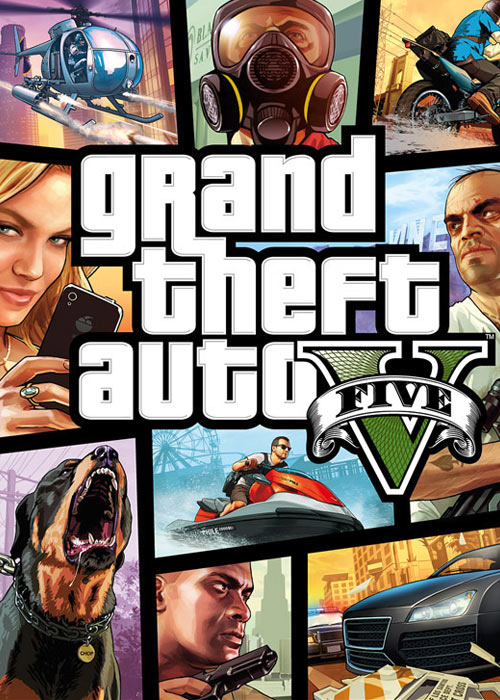GTA 5 License Key  With Crack  and Torrent
