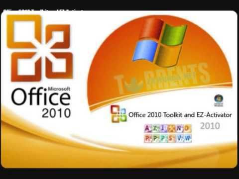 Microsoft Office 2010 Toolkit With EZ-Activator Latest Version (32 & 64) Bits