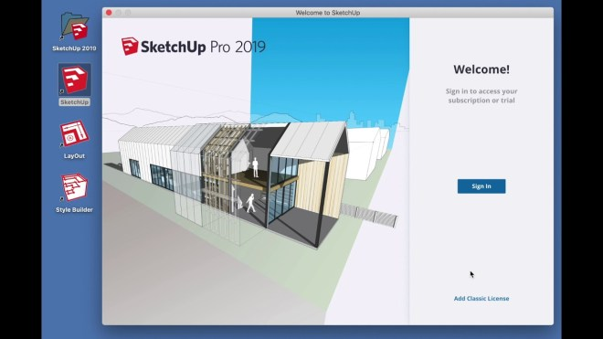 SketchUp Pro 2020 Crack With Working License Key Free [New]