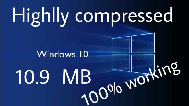Windows 10 Fully Compressed Simple to Install With ISO File [2020]