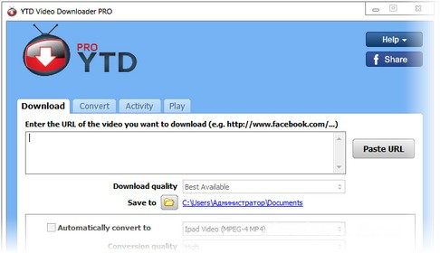 YTD Video Pro 6 Crack With Full Version Free Download  [Latest]