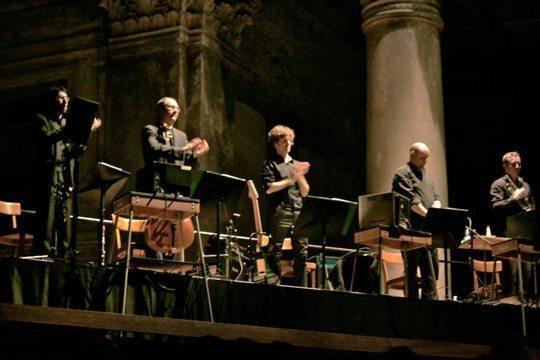Klangforum Wien im Odeon anlässlich von Wien Modern