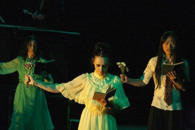 Angélica Liddell bei den Wiener Festwochen
