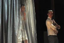 Emily Dickinson stand im Mittelpunkt im Schauspielhaus Wien