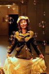 Ingrid Lang als Katja im Stück Valentinstag im Hamakom