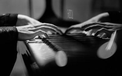Geballte Energie am Klavier