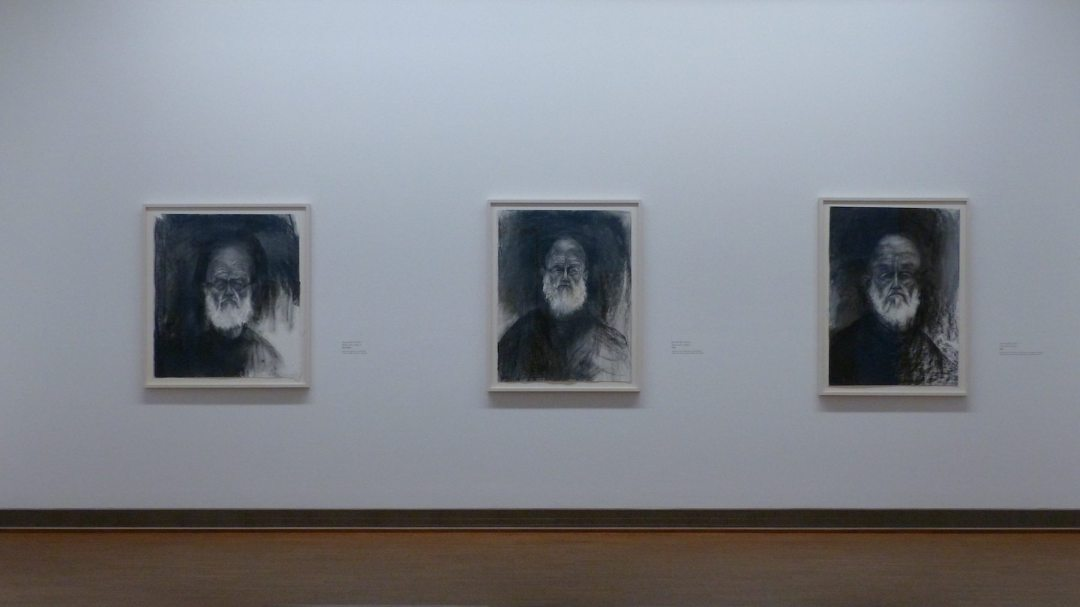 "Jim Dine ""I never look away"" (c) European Cultural News"