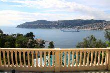 Views from Villa Ephrussi de Rothschild