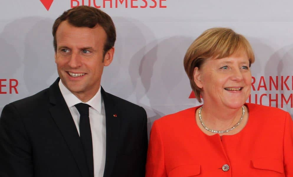 'European Solution' to Migration Urged by Merkel, Macron While Germany Secures Bilateral Deals