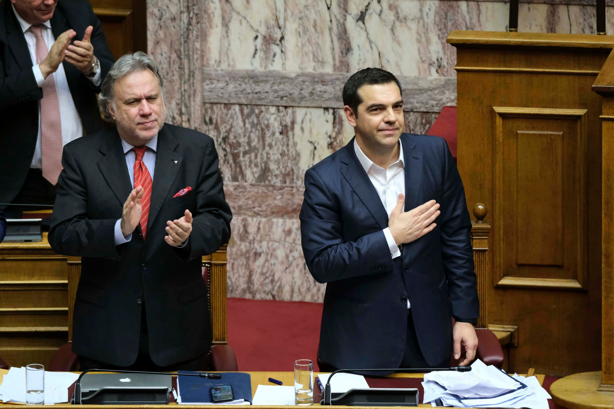 Greece Ratifies Name Dispute Deal with 'North Macedonia' Thanks to Independent MPs