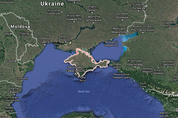 EU Slams 'Illegal Annexation' of Crimea, Stands with Ukraine as Russia Celebrates 5th Anniversary of 'Reunification'