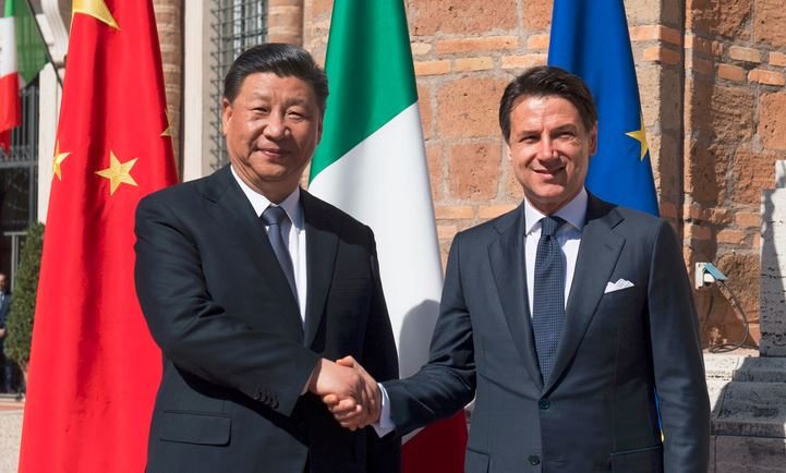 Italy Becomes First G-7 to Join China's Belt and Road Initiative despite Rift in Populist Cabinet