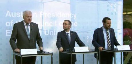 EU Fails to Adopt Austria's Most Radical Proposals on Tackling Migrant Crisis