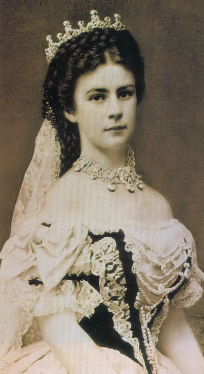 Image result for elizabeth empress of austria