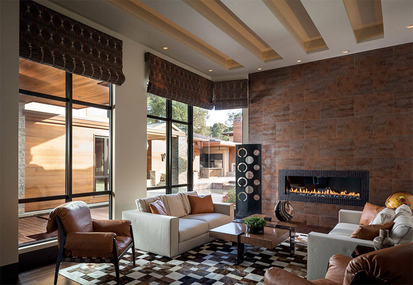 8 Gorgeous Living Room Feature Wall Ideas European Cabinets