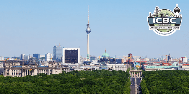 Berlin with ICBC Logo