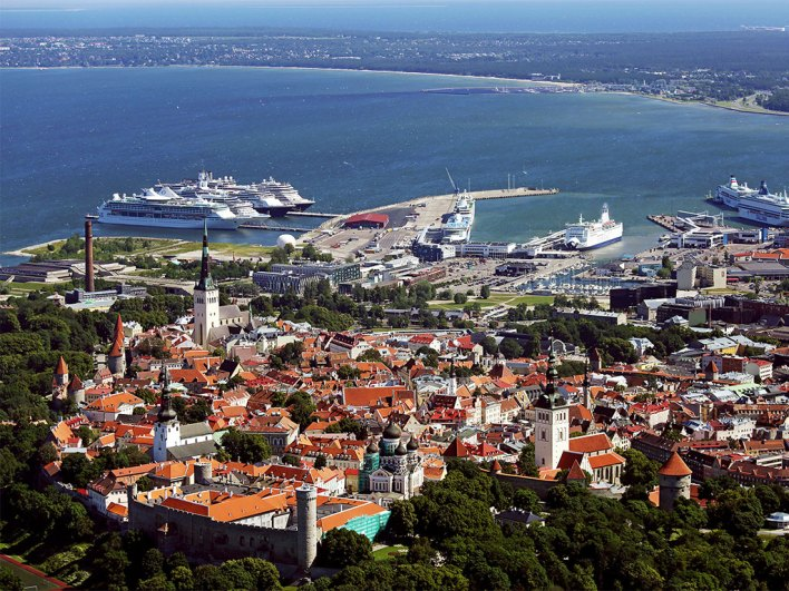 The Port of Tallinn is digitalising the shipping industry – European CEO