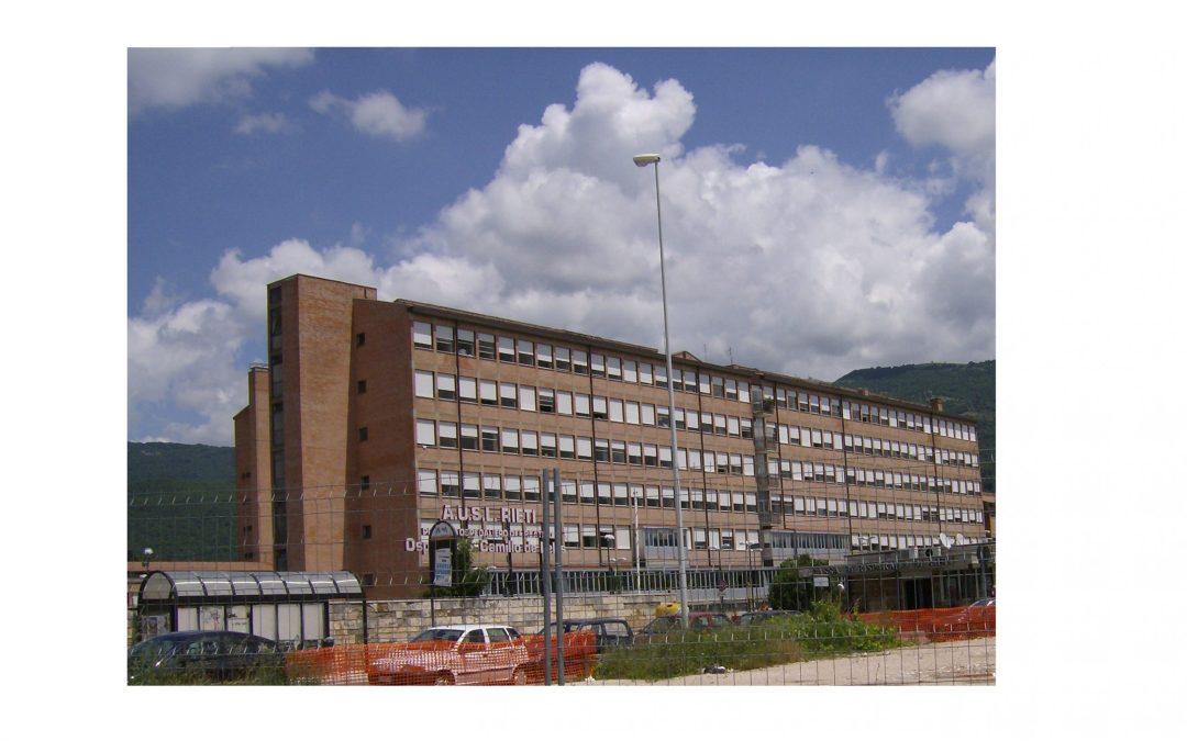 Stima di European Consumers per Alessandra Ferretti dimessasi da Direttore del Blocco Operatorio dell'Ospedale de' Lellis di Rieti