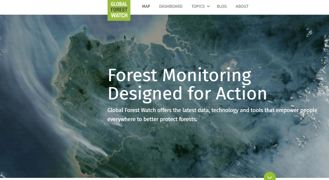 Global forest watch originally began in 1997 as an initiative to establish a global forest monitoring network, convened by the world resources institute and. Global Forest Watch Gfw Useful Data Tools For Journalists Home Edjnet