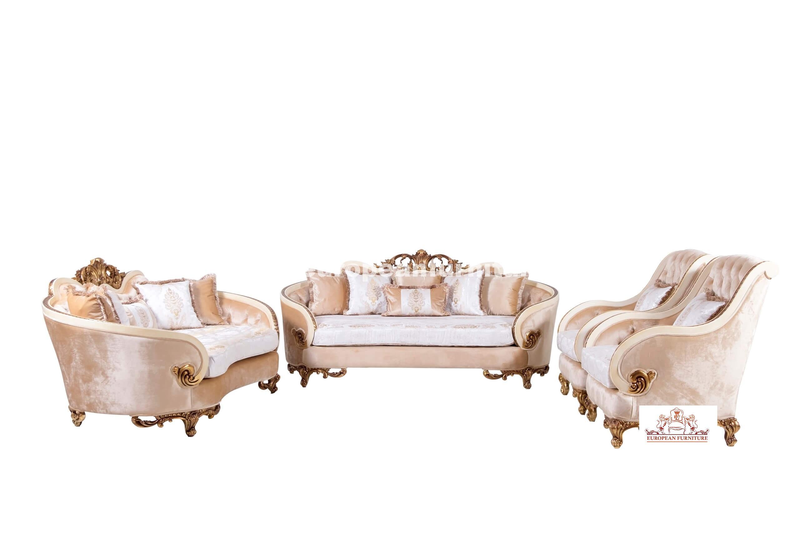 Rosabella Sofa Set