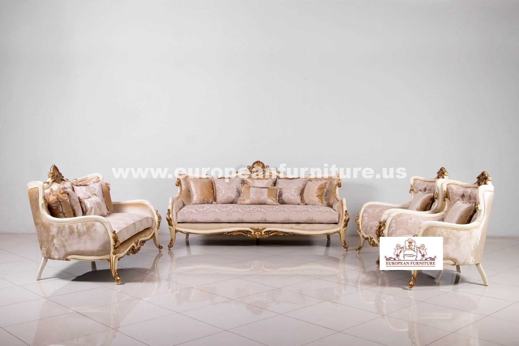 Veronica Sofa Set