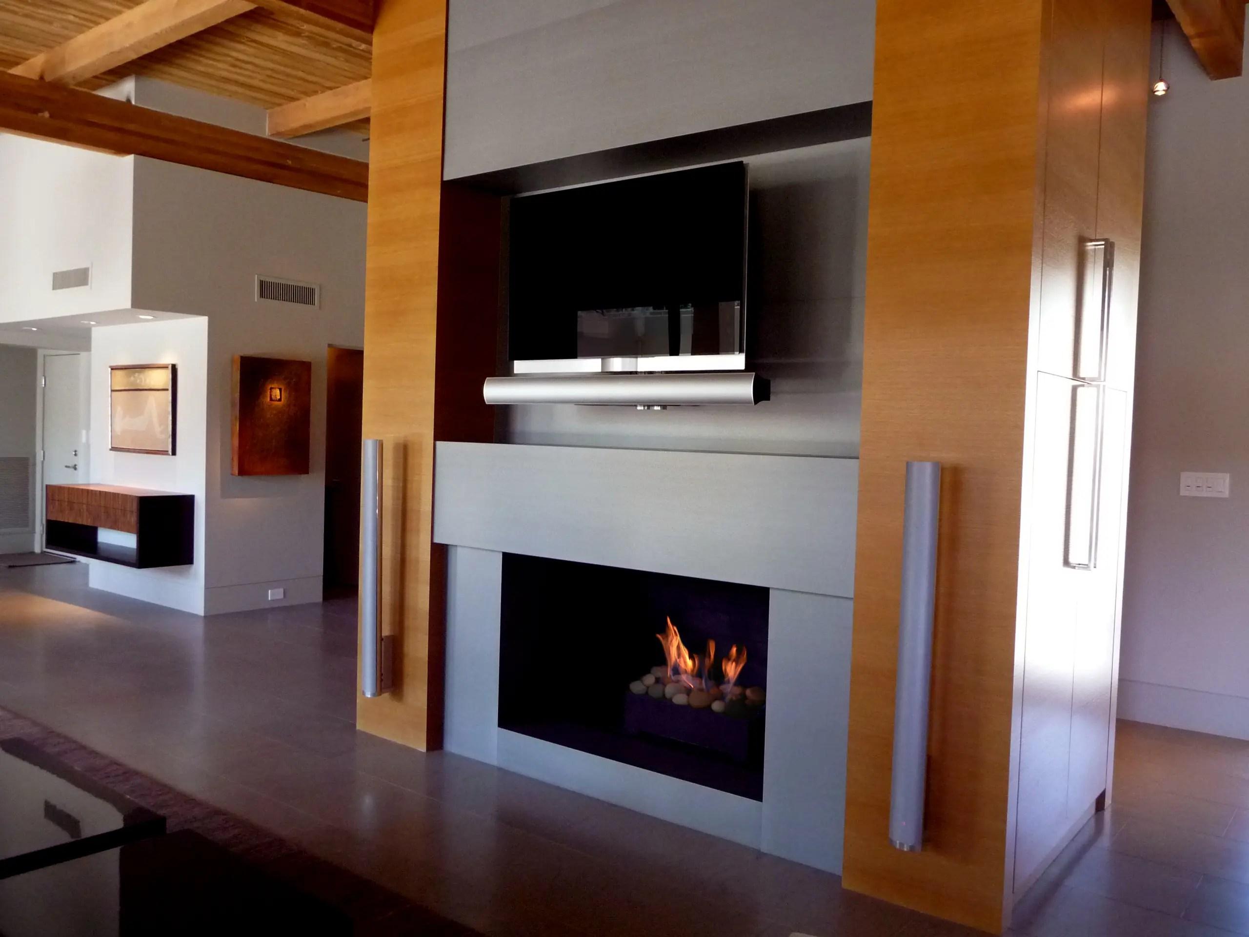 Gas Stones Log Set Alternative For Wood Burning Fireplaces