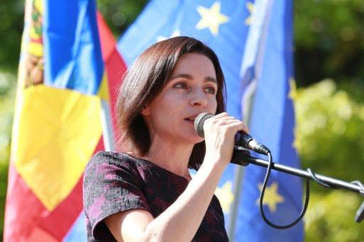 Interview with Maia Sandu: Why Moldova can no longer blackmail the EU