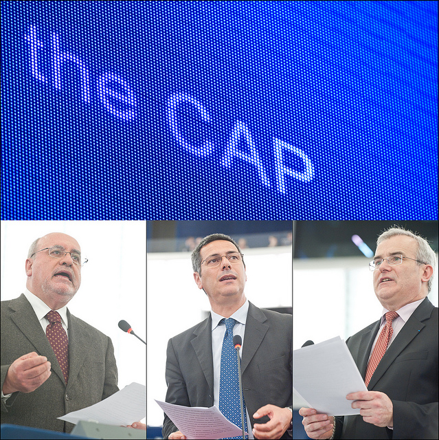 A small step for the European Parliament, a giant leap for CAP