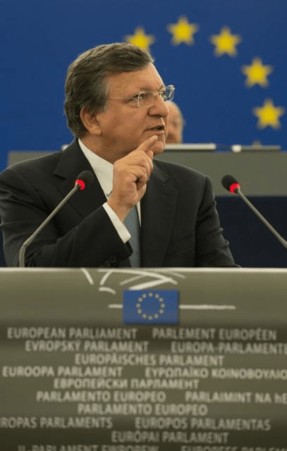 Barroso Reclaims More Europe