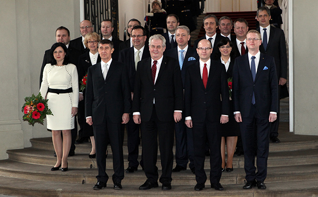 The new Czech government: changing the course on EU policy