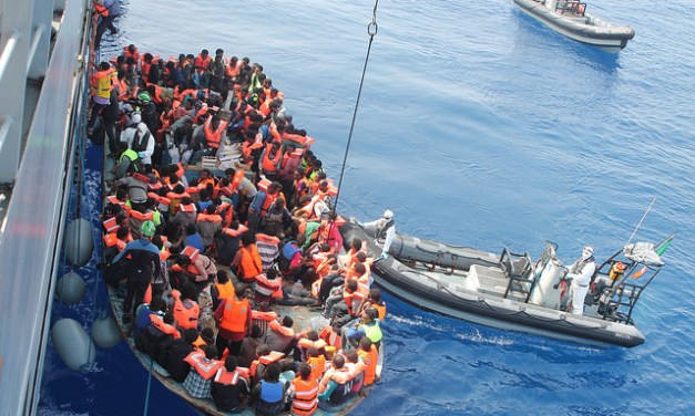 Frontex's new mandate, a controversial EU approach to the refugee crisis